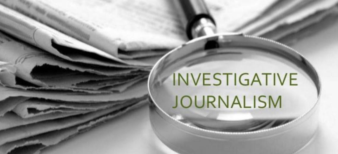 Defining Investigative Journalism – A Brief