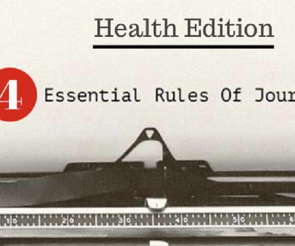 Keyword:Rules of Journalism